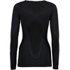 """Kaikkialla W's Auli Shirt 1/1 Nearly Black"""